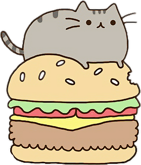 Cartoon Pictures Of Cat Food