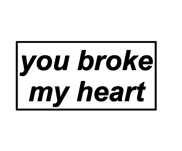 you broke my heart 🖤 kpop quote aesthetic quote depres