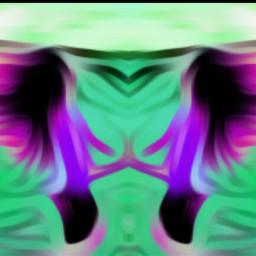 collage emotions bird trippy mirrored freetoedit