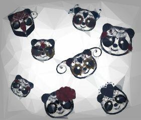 freetoedit panda pandora pandorahearts panic