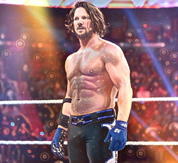 Aj styles photo edit thephenomenalone aj styles WWE ...