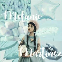 freetoedit melaniemartinez blue aesthetic