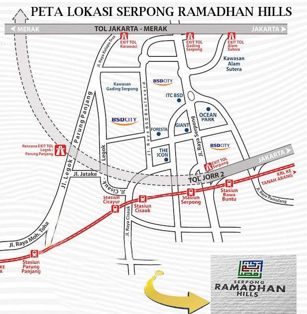 Update Serpong Ramadhan Hills 1