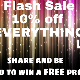 flashsale crazysavings youniquelife askmehow