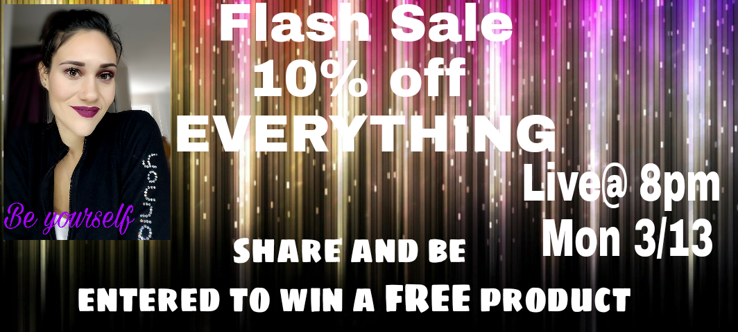 #flashsale#crazysavings#youniquelife#askmehow