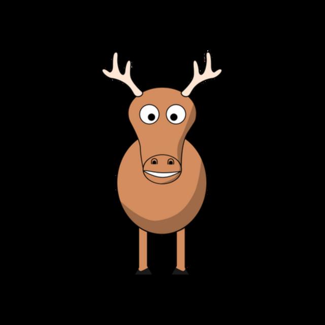 #FreeToEdit #fte #ftestickers #deer