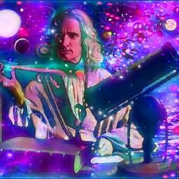 myedit smartblureffect isaacnewton galaxy colorful