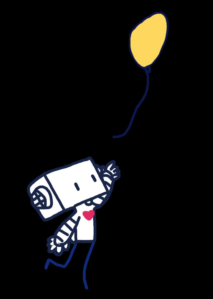 #robot #ftestickers #FreeToEdit