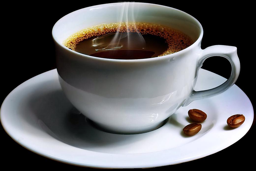 Букет, картинка чашки кофе на прозрачном фоне