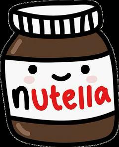 nutella freetoedit