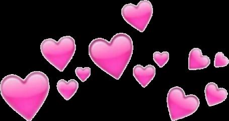 heart heartcrown sticker crown freetoedit