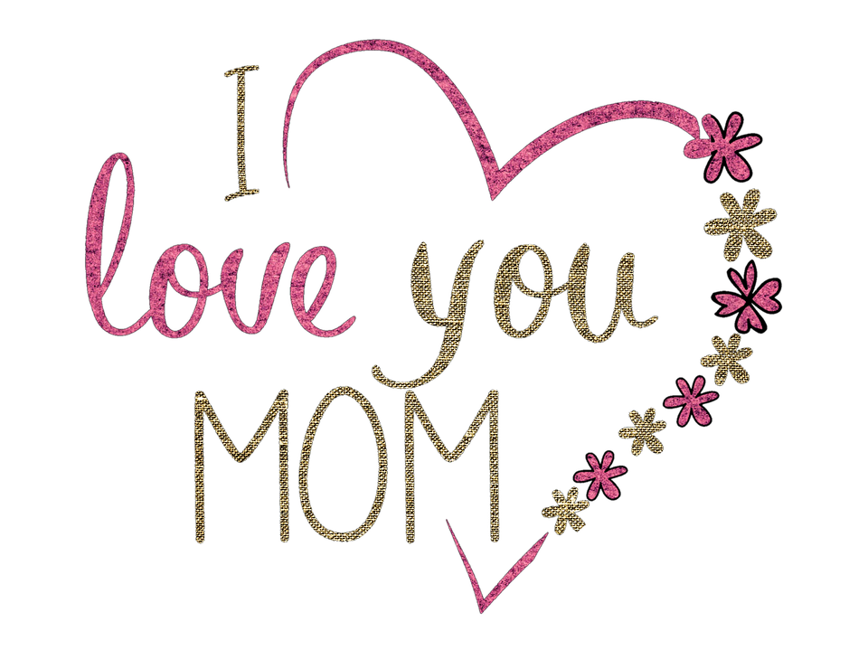 #mom #mothersday #mother #love #heart #flowers#FreeToEdit