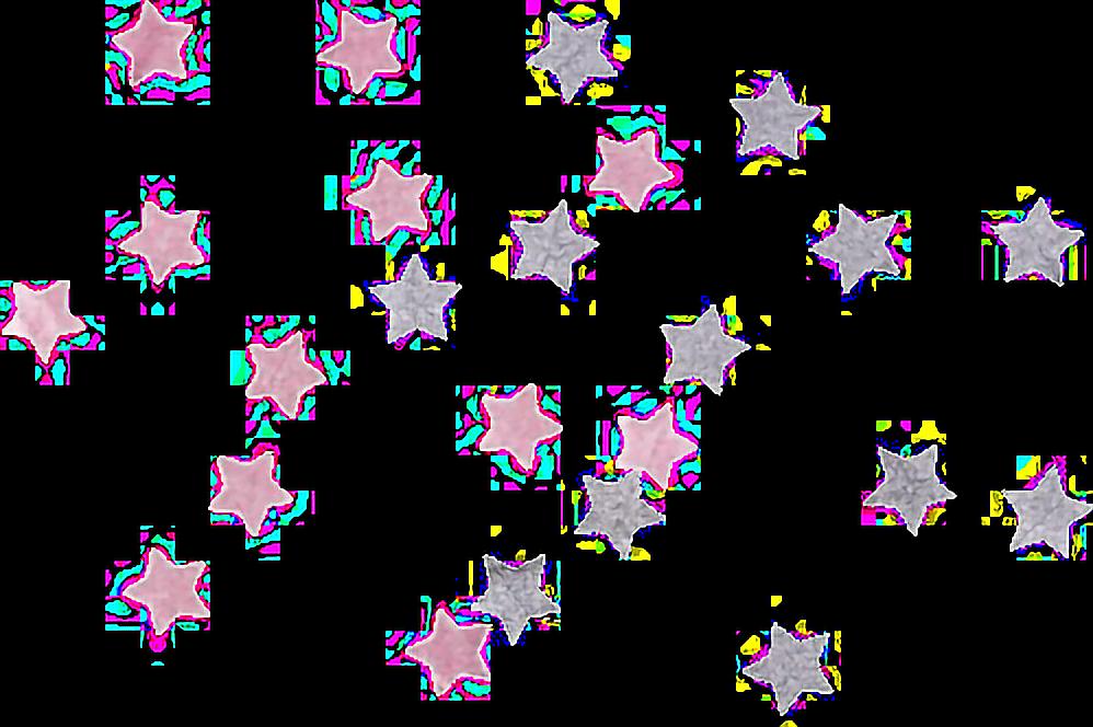 stars pink tumblr sweet rainbow holographic glitter...
