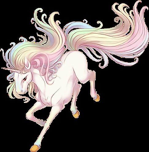 #unicornstikers #unicorn #arco_iris #rainbow #horse