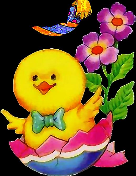 #egg #chick #easter