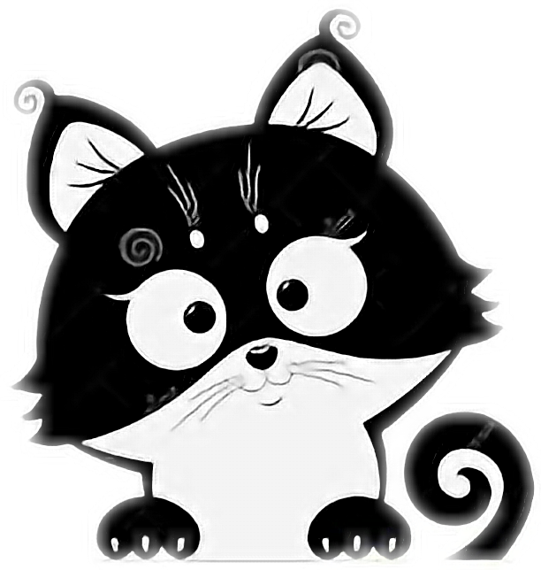 рисунки черно белые игрушки для кошек вас тревожат огорчения