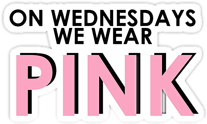 #pink #quote #meangirls #movie