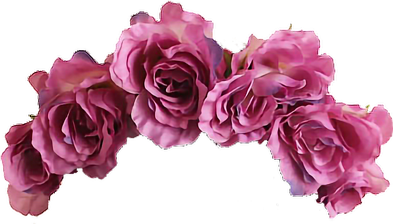 flower flowercrown crown aesthetic vaporwave tumblr...