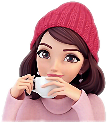 #ragazza #girl #inverno #winter #coffee #caffe #coffeetime #coffeebreack #cold#freddo #goodmorning #morning #goodafternoon #enjoytoday #smile #sorrisi #day #days #happiness #cartoon