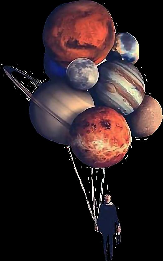 #ftestickers #girl #galaxy #planets#freetoedit
