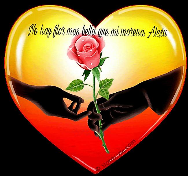 Amo a mi morenita - Sticker by Luis Angel Rodriguez