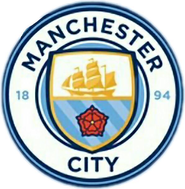 Man city sticker by fischerflowolfsburg