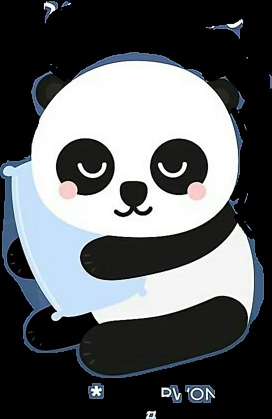 #sleep #panda #nigth