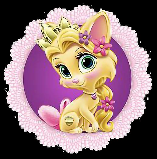 #sticker#princess#cute#flowers#puppet