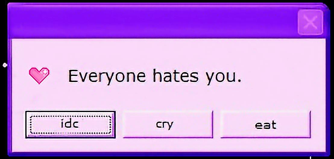 #oldschool #cute #hate #remixit