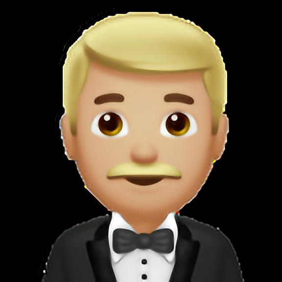 Wedding Emoji Sticker By Icoonslove