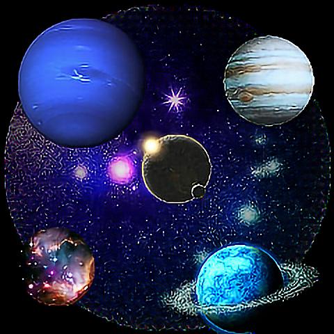 #ftestickers #universe #freetoedit