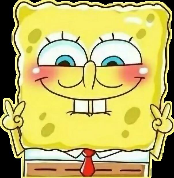 Spongebobso Cute I Like Spongebob