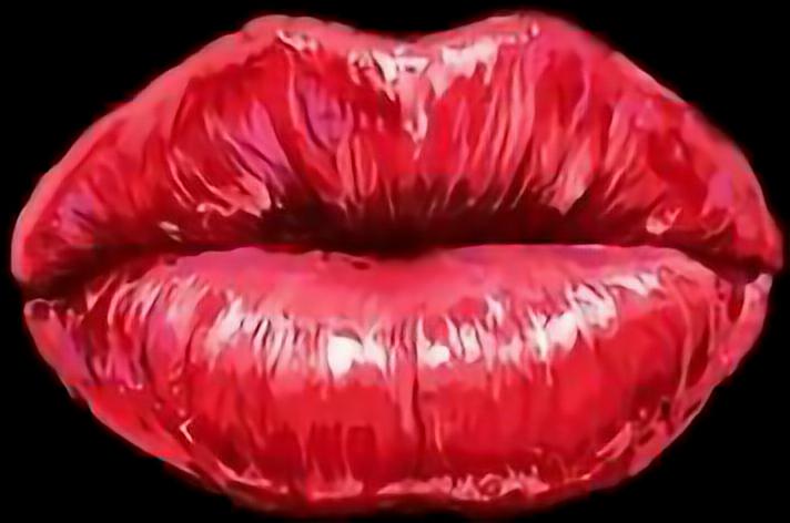 Stiker#lips#freetoedit