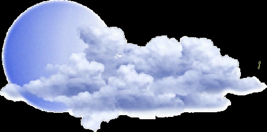 Гифка облаков на прозрачном фоне