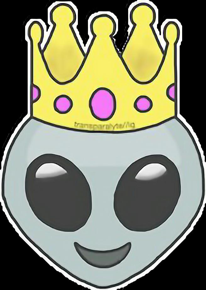 Alien Corona Emoji Emoticon Sticker By Emiliaco