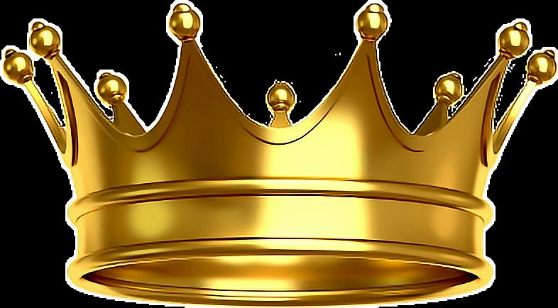 corona rey oro dorado king