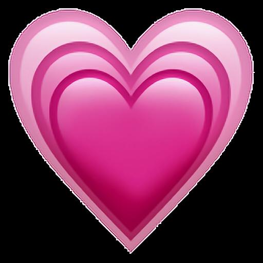 Iphone Emoji Heart heart emoji iph...