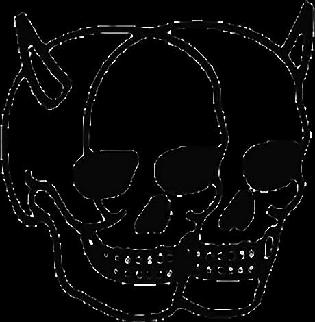 Transparente Stickers Grunge Goth Dark Aesthetic Aesthe