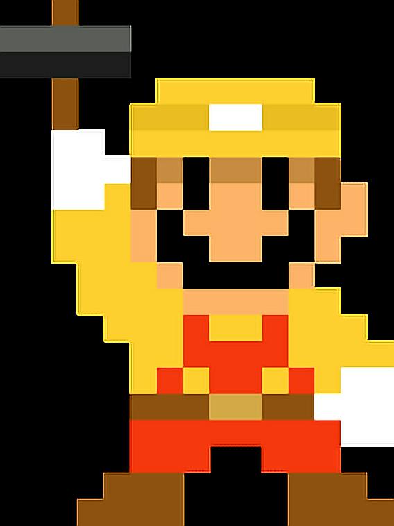 #supermario #supermariomaker #mystery #mushroom #mariomushroom #mysterymushroom #costume #mariomaker#wiiu #retro #8bit Super Mario Maker Costume Builder Mario #buildermario #2015
