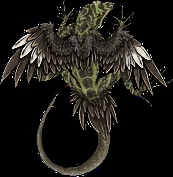 #chimera #lizard #avian #freetoedit